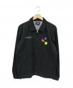 ROTAR(ロータ)の古着「刺繍スイングトップ」 ブラック