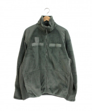 Cold Weather Fleece Jacket(コールドウェザーフリースジャケット)の古着「Cold Weather Fleece Jacket」|カーキ
