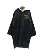 BETTY BOOP(ベティーブープ)の古着「プリントボアインナーコート」