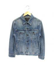 BLUE BLUE(ブルーブルー)の古着「デニムジャケット」