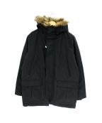 GAP(ギャップ)の古着「中綿フーデッドコート」