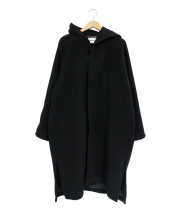monkey time(モンキータイム)の古着「MELTON MOSSER HOOD GOWN」