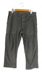 RRL(ダブルアールエル)の古着「ベイカーパンツ」|グレー