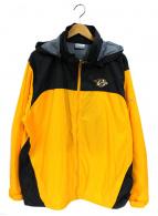 Columbia(コロンビア)の古着「Glennaker Lake Wind Jacket」|イエロー×グレー