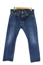 RRL(ダブルアールエル)の古着「デニムパンツ」|インディゴ
