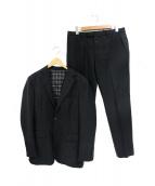 BLACK LABEL CRESTBRIDGE(ブラックレーベルクレストブリッジ)の古着「2Bセットアップスーツ」