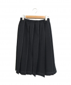 COMME des GARCONS tricot(コムデギャルソントリコ)の古着「イージープリーツスカート」