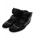 adidas(アディダス)の古着「ハイカットスニーカー」