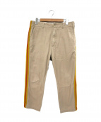 Engineered Garments(エンジニアードガーメンツ)の古着「サイドラインチノパン」
