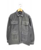 X-LARGE(エクストララージ)の古着「ミリタリージャケット」
