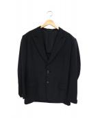 Yohji Yamamoto(ヨウジヤマモト)の古着「2Bテーラードジャケット」