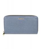 FURLA(フルラ)の古着「ラウンドファスナー長財布」