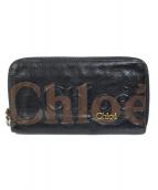 Chloe(クロエ)の古着「ラウンドジップファスナー財布」