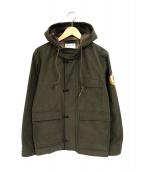 TROPHY CLOTHING(トロフィークロージング)の古着「ジャケット」|カーキ
