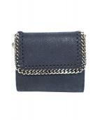 STELLA McCARTNEY(ステラ マッカートニー)の古着「ファラベラ2つ折財布」