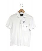 RAF SIMONS×FRED PERRY(ラフシモンズ×フレッドペリー)の古着「ポロシャツ」