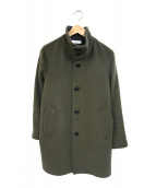 BEAUTY&YOUTH(ビューティアンドユース)の古着「ロングコート」|オリーブ
