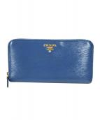 PRADA(プラダ)の古着「ラウントファスナー長財布」