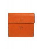 IL BISONTE(イルビゾンテ)の古着「2つ折り財布」