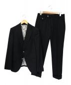 Vivienne Westwood(ヴィヴィアンウエストウッド)の古着「セットアップスーツ」|ブラック