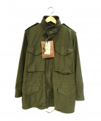 Buzz Ricksons(バズリクソンズ)の古着「M65ジャケット」 オリーブ