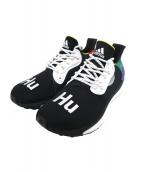 adidas×PHARRELL WILLIAMS(アディダス×ファレル・ウィリアムス)の古着「SOLAR HU」 ブラック
