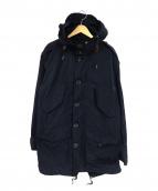 POLO RALPH LAUREN(ポロ バイ ラルフローレン)の古着「フーデッドコート」