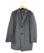 Calvin Klein(カルバンクライン)の古着「チェスターコート」|グレー