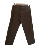 CellarDoor(セラドール)の古着「ロングパンツ」|ブラウン