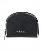 3.1 phillip lim(3.1 フィリップリム)の古着「ラウンドファスナー財布」|ブラック