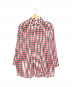 MARNI(マルニ)の古着「チェックシャツ」|レッド×ホワイト
