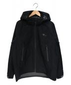FOX FIRE(フォックスファイヤー)の古着「GORE-TEXミズリープジャケット」|ブラック
