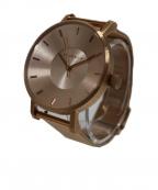 KLASSE14(クラス フォーティーン)の古着「腕時計」|ピンク