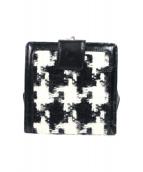 Y's(ワイズ)の古着「2つ折り財布」|ブラック