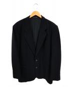 COMME des GARCONS(コムデギャルソン)の古着「テーラードジャケット」|ブラック