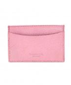 Tiffany&Co.(ティファニーアンドコー)の古着「カードケース」|ピンク