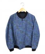 TROVE(トローブ)の古着「リバーシブルジャケット」|ネイビー