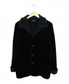 RUDE GALLERY(ルードギャラリ)の古着「コーデュロイボアジャケット」|ブラック