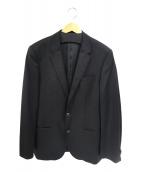 BOSS HUGO BOSS(ボスヒューゴボス)の古着「テーラードジャケット」 ブラック