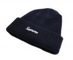 Supreme(シュプリーム)の古着「ニット帽」 ネイビー