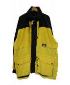 WOOLRICH(ウールリッチ)の古着「80s~90'sマウンテンパーカー」|イエロー