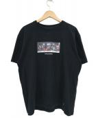 FR2(エフアールツー)の古着「半袖カットソー」 ブラック