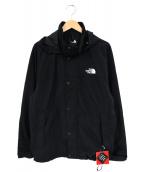THE NORTH FACE(ザノースフェイス)の古着「ハイドレナウィンドジャケット(マウンテンパーカー)」|ブラック