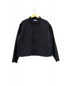 ETHOS(エトス)の古着「タンランコーチジャケット」|ブラック