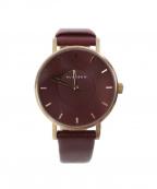 KLASSE14(クラス フォーティーン)の古着「腕時計」|ボルドー