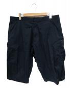 NIKE ACG(ナイキエーシージー)の古着「カーゴショートパンツ」|ブラック