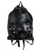Saint Laurent Paris()の古着「シティバックパック」|ブラック