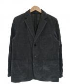 Seagreen(シーグリーン)の古着「テーラードジャケット」|グレー