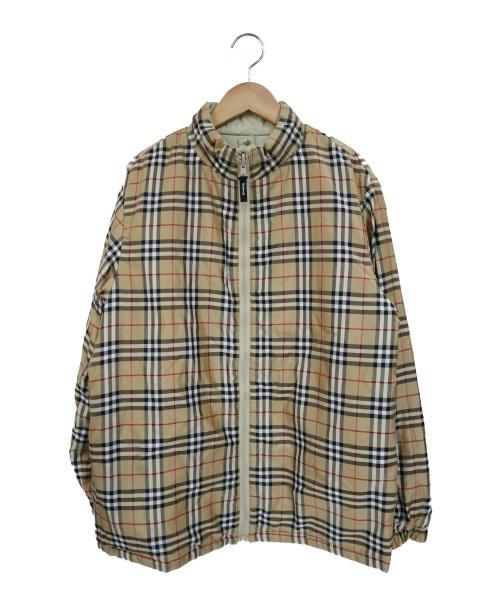 Burberrys(バーバリーズ)Burberrys (バーバリーズ) ノバチェック中綿ライナージャケット ベージュ サイズ:40の古着・服飾アイテム