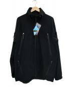 TILAK(ティラック)の古着「ノシャックジャケット」|ブラック